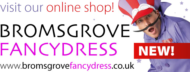 Online Fancy Dress Shop Redditch