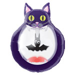 Bat and Cat Balloon
