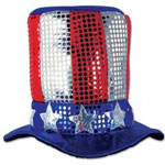 4th of July - USA Hat