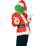 Christmas Grinch Fancy Dress Bromsgrove